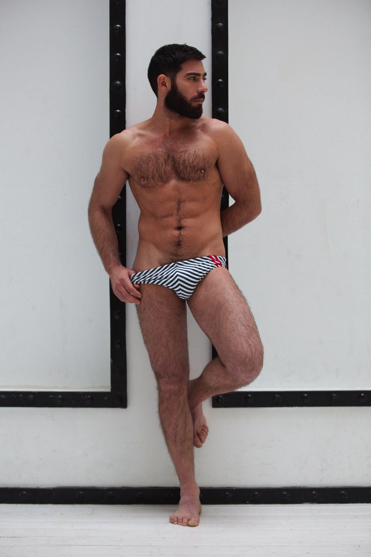 Beautiful men hairy legs