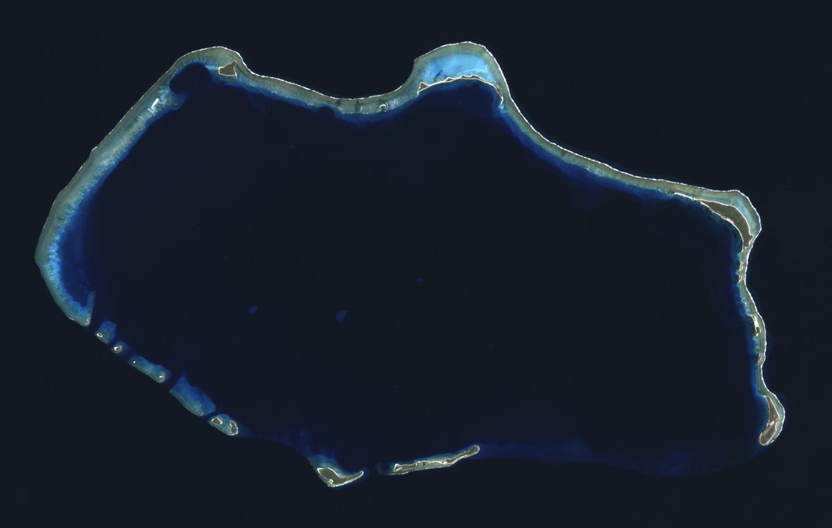 atoll marshall islands Bikini