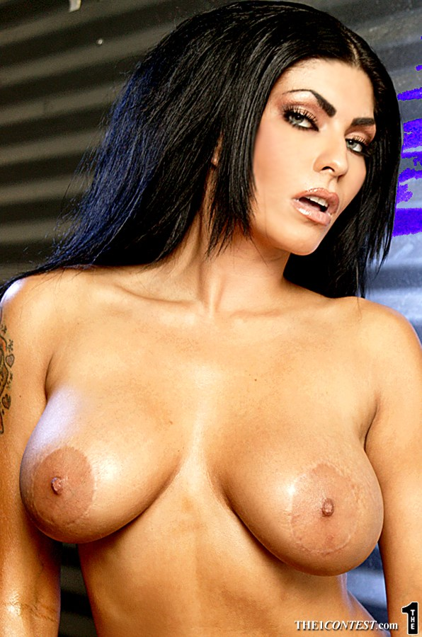 Wwe diva shelly martinez nude
