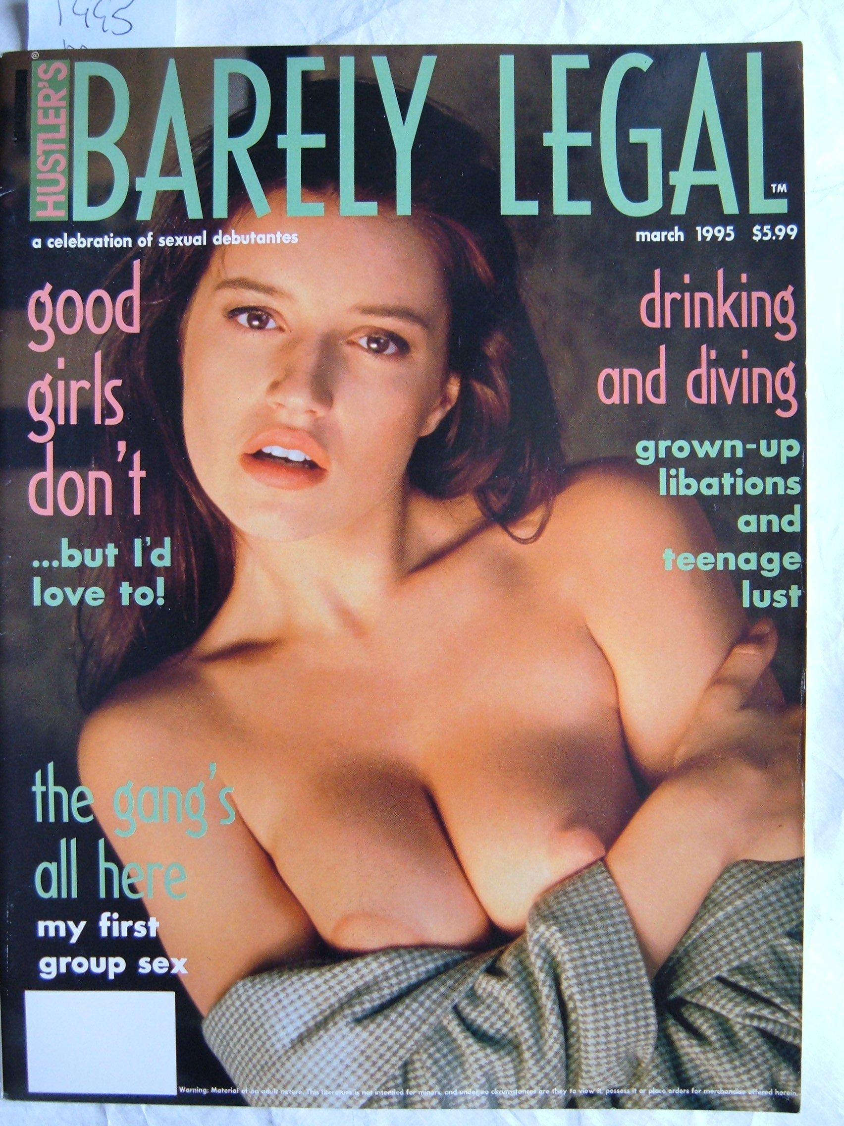 Barely legal magazine girls