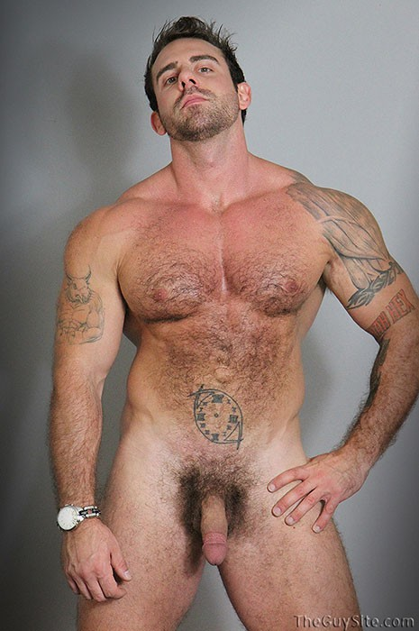 Gay muscle bear porn