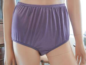 full Nylon brief panties