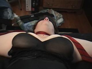 Homemade amateur wife bondage