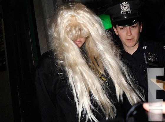 bynes arrested Amanda