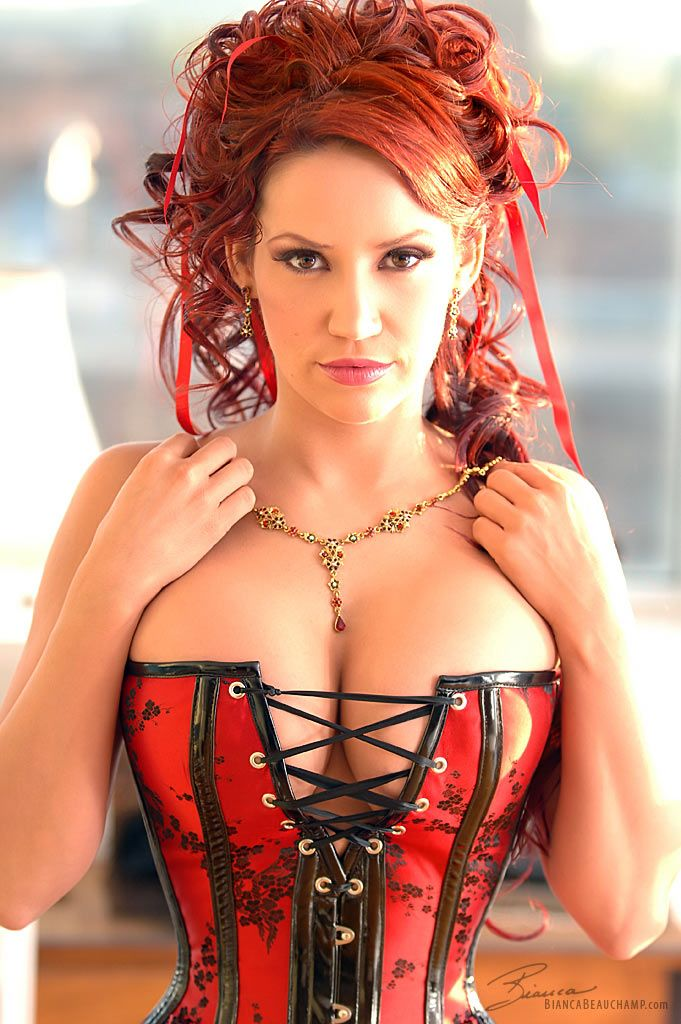Bianca beauchamp redhead porn stars