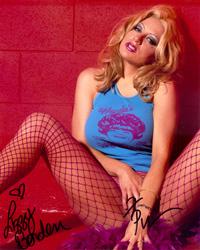 Lizzy borden wrestler