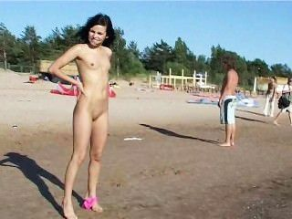 Hungarian teen nudists girls