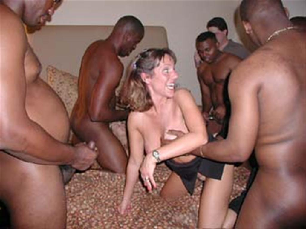 Amateur Interracial Orgy - Porno Gallery