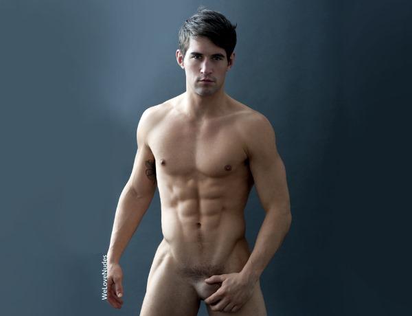model Nude penis male