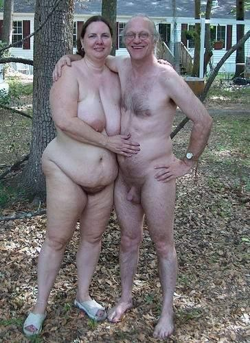 Mature senior nudist couples sex