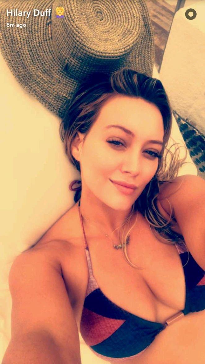 Hilary duff porn