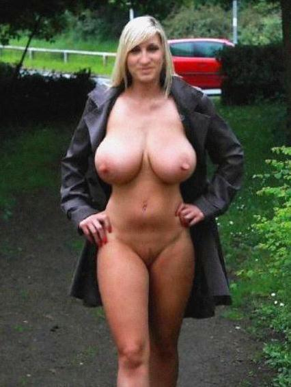 big tits mom has My