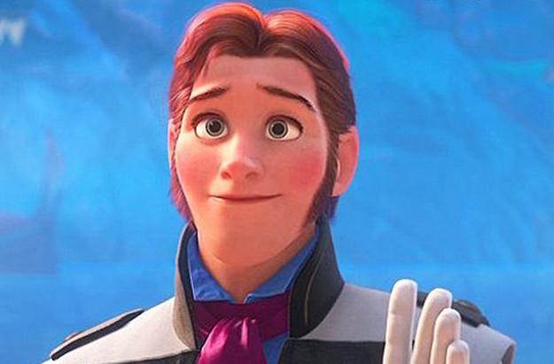 from frozen Hans