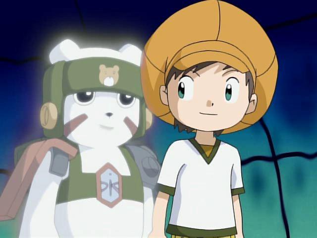 hentai shota Digimon yaoi