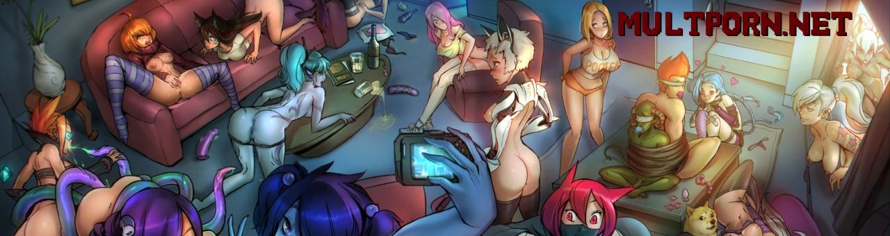 Hentai total drama island porn comics