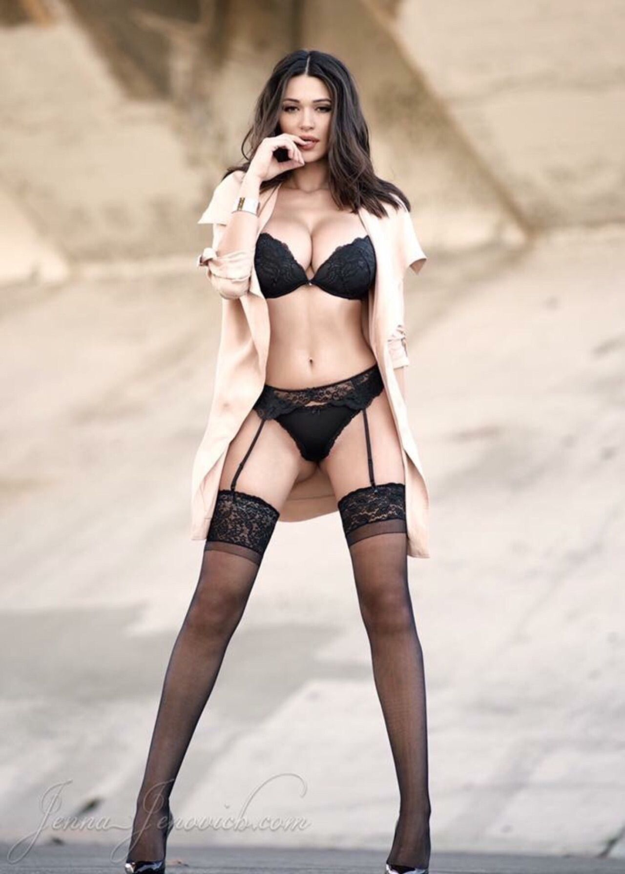 Sexy lingerie stockings