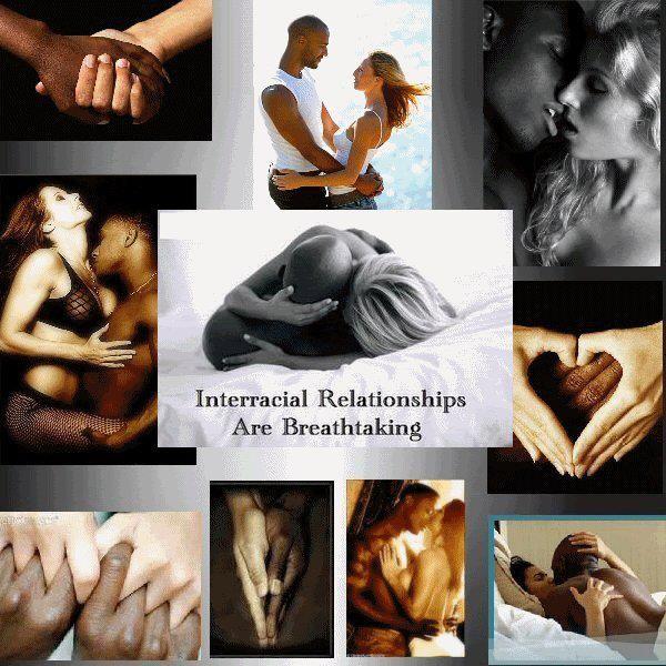 Black man white woman interracial sex