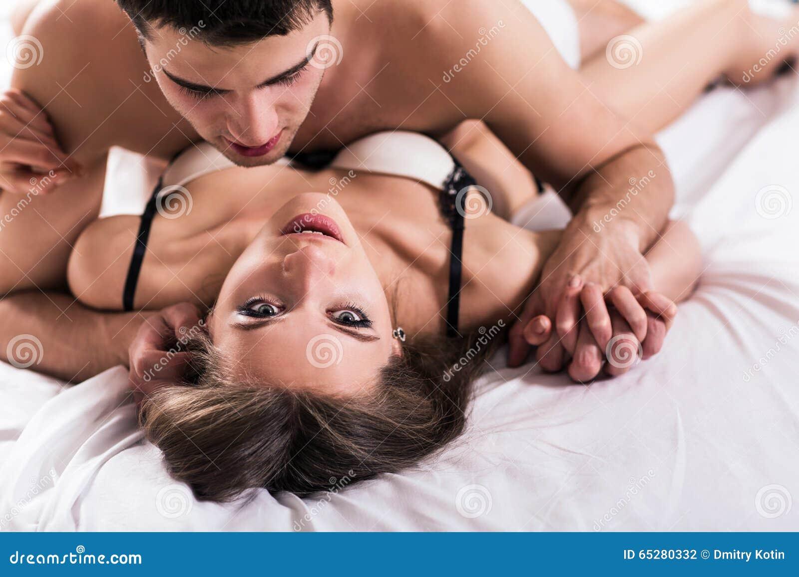 kissing Sex romantic couple