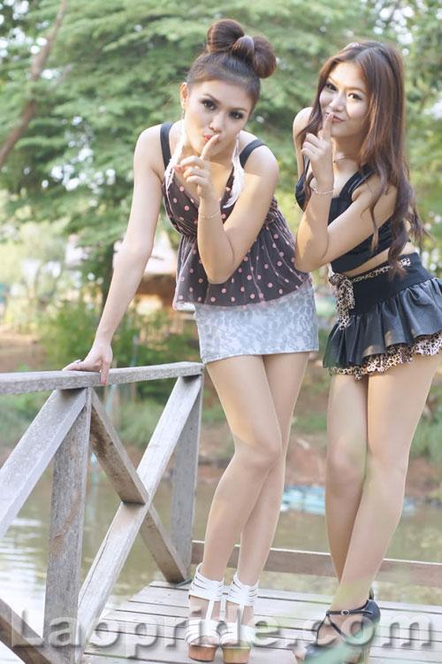 Sexy lao girls nude