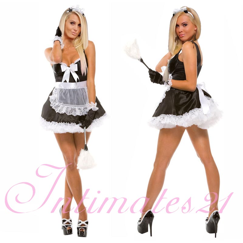 Hot sexy french maids
