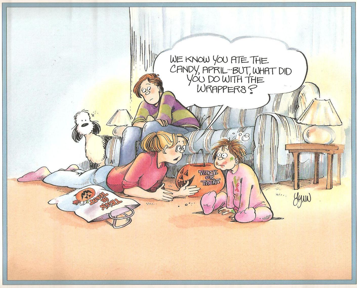 Please, Adult humour cartoon