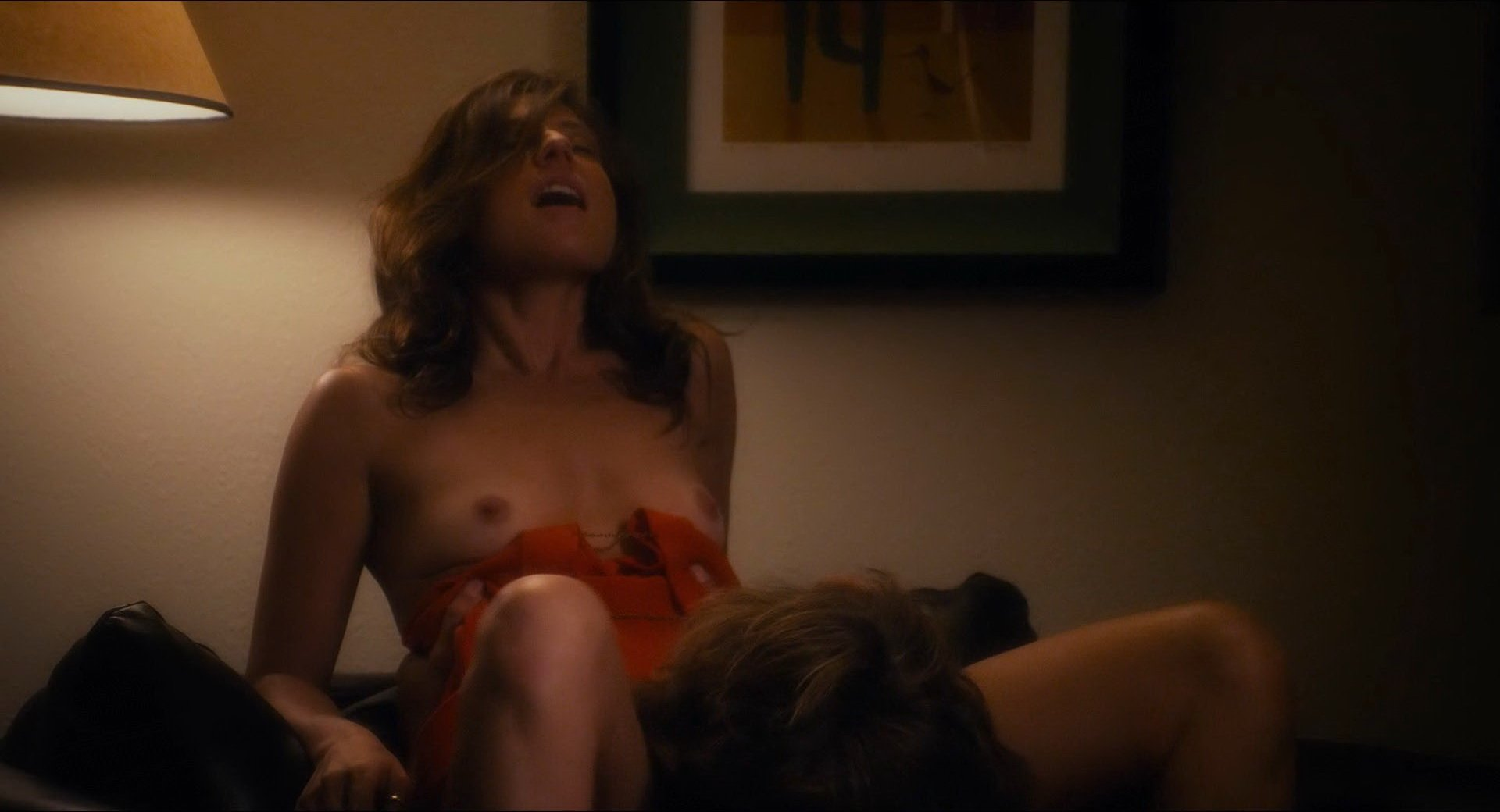 Brown sugar movie nude scene
