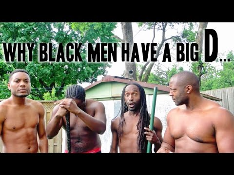 Black men with big penis