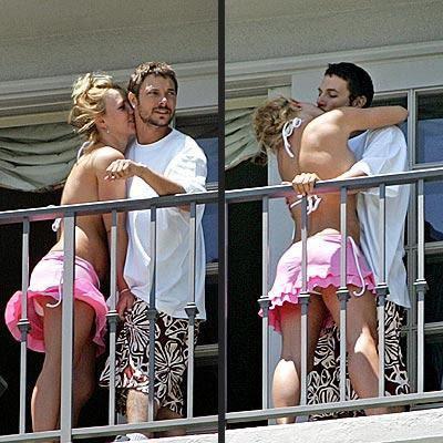 Britney spears crotch