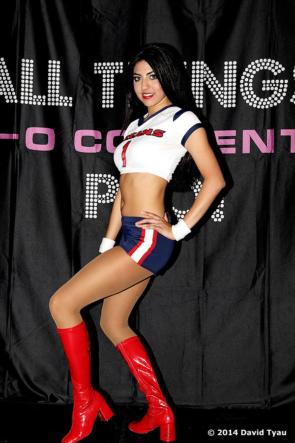 Texans cheerleader krystal