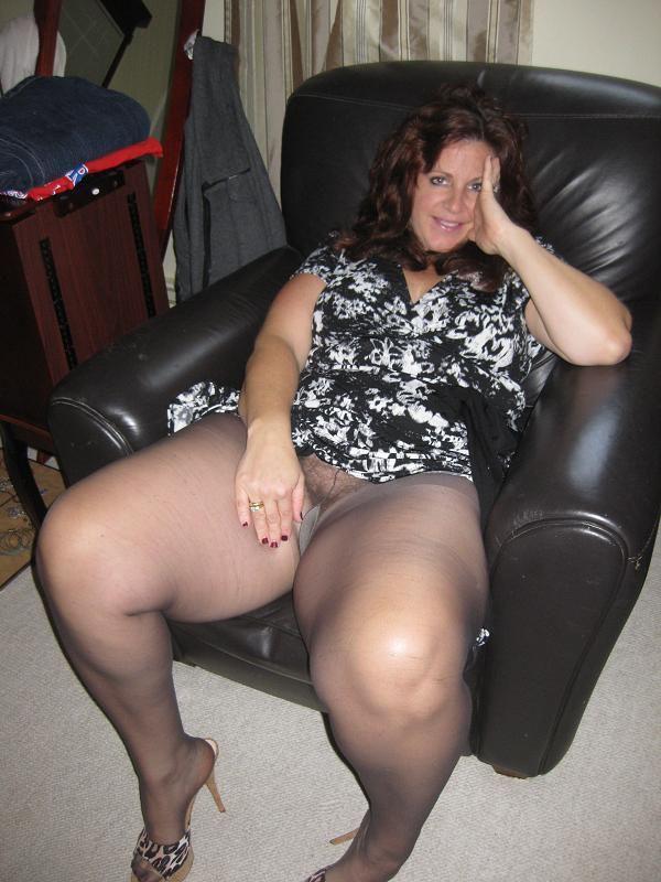 Chubby bbw pantyhose