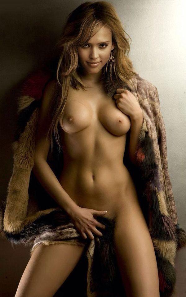 Jessica alba nude naked porn