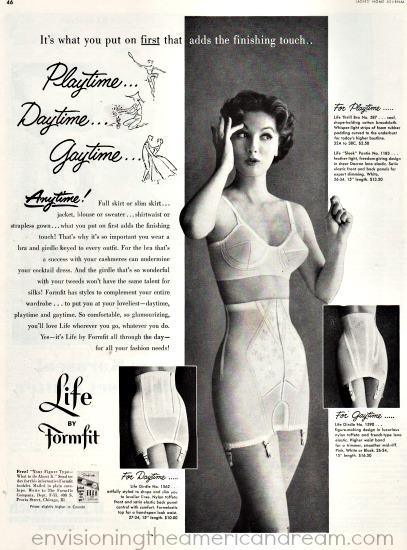 Women vintage girdles sex