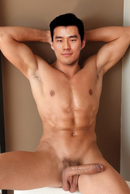 men asian Nude picture