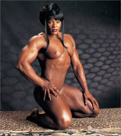 Amazon female bodybuilder nude