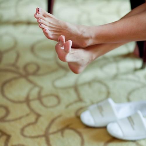 Agnes asian feet