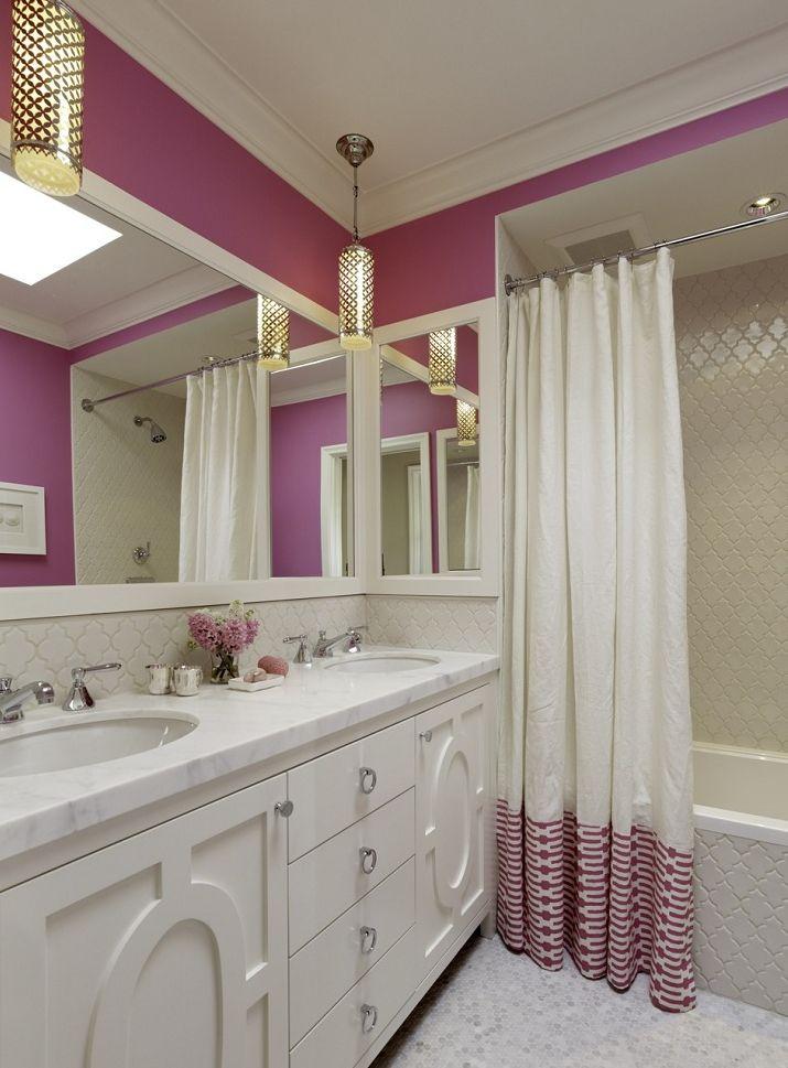 Cute teen bathroom