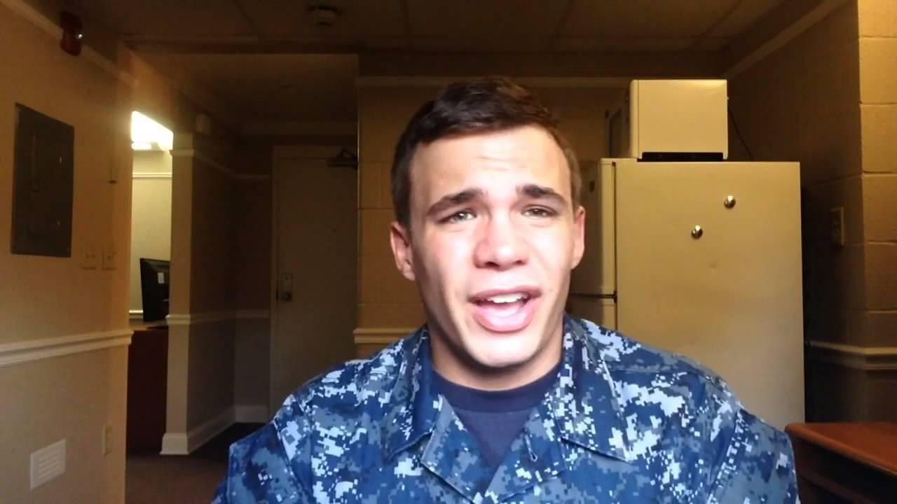 Hot gay military active duty men videos