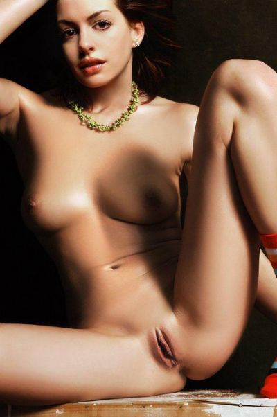 Think, anne hathaway hot naked know, you