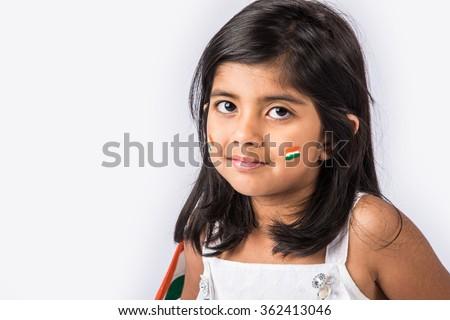 Indian girl facial
