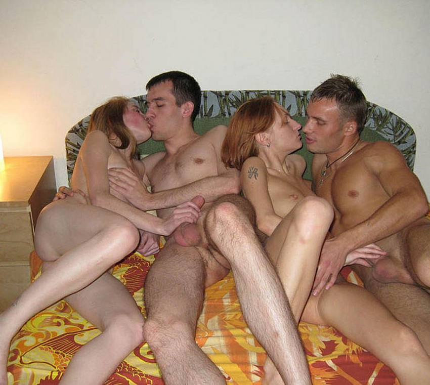 Mature group sex party consider