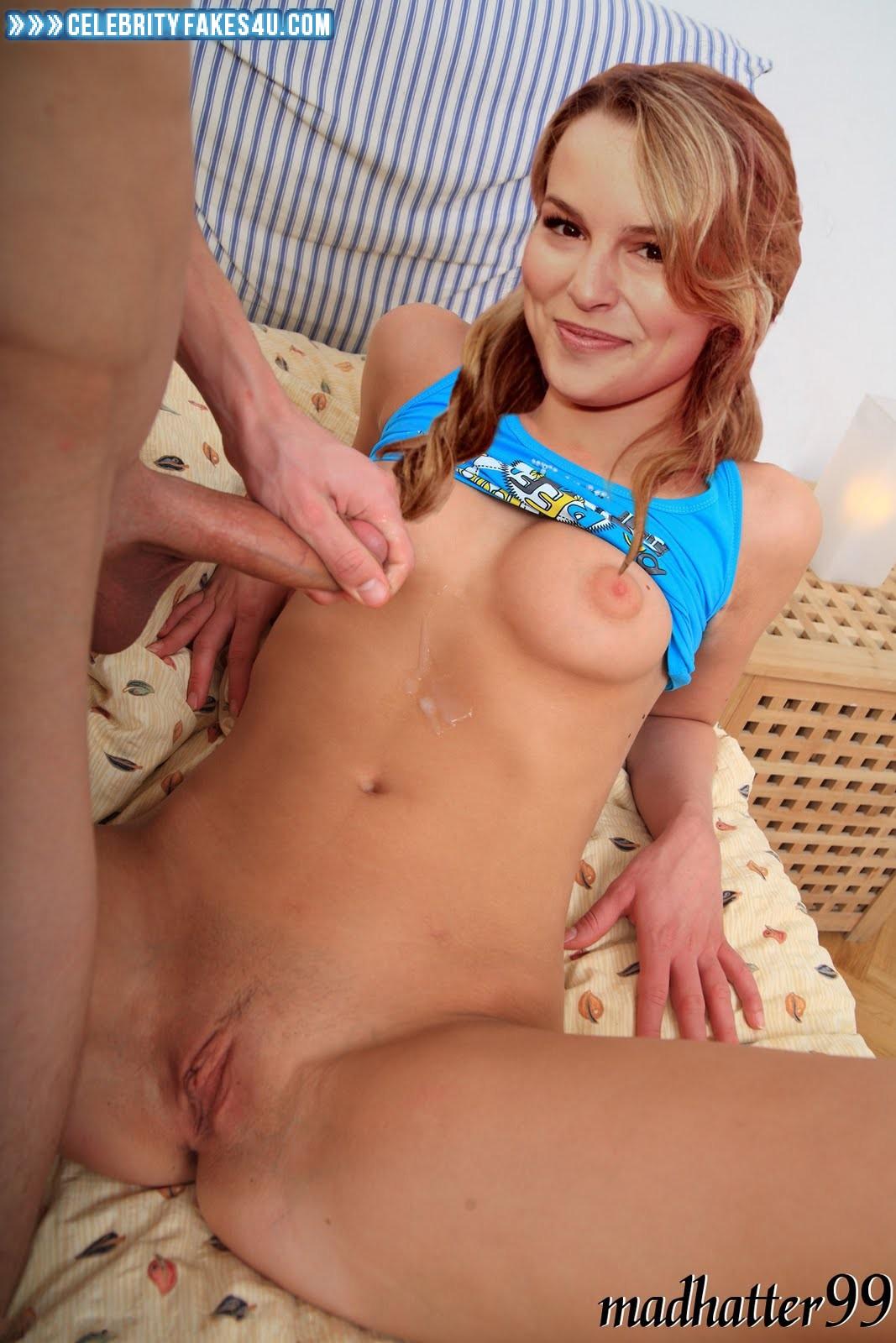 Bridgit mendler naked having sex