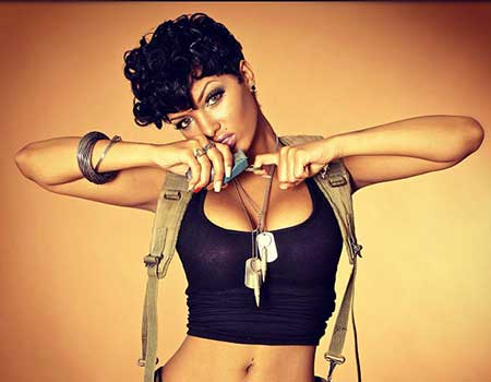 Hot sexy black girls