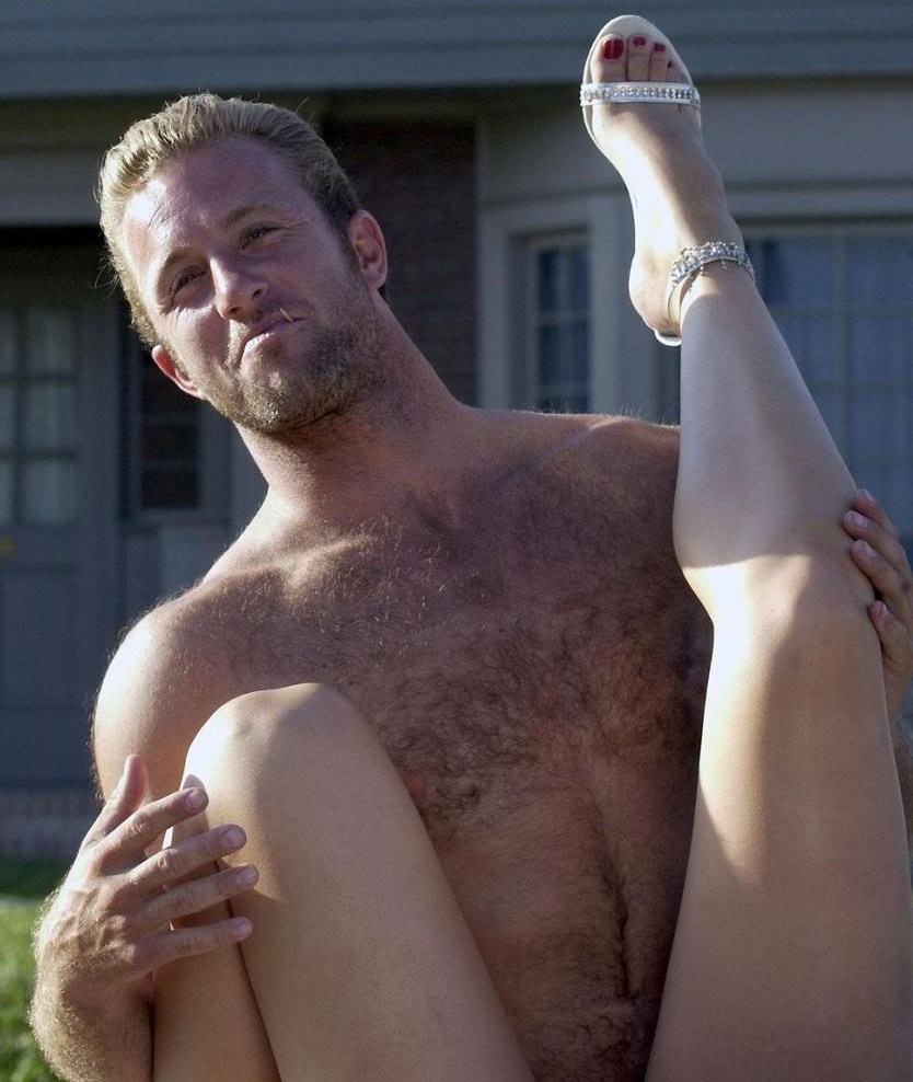 Scott caan naked