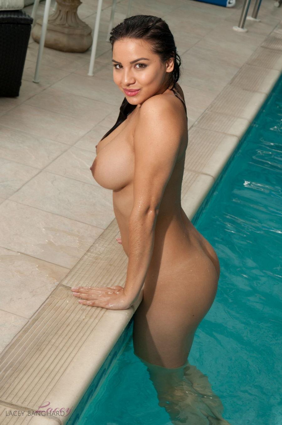 Lacey banghard nude