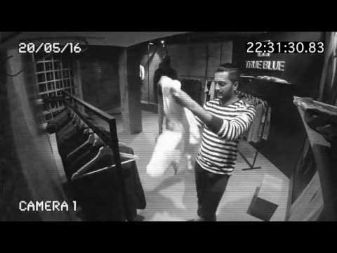 Asian shoplifting uncensored