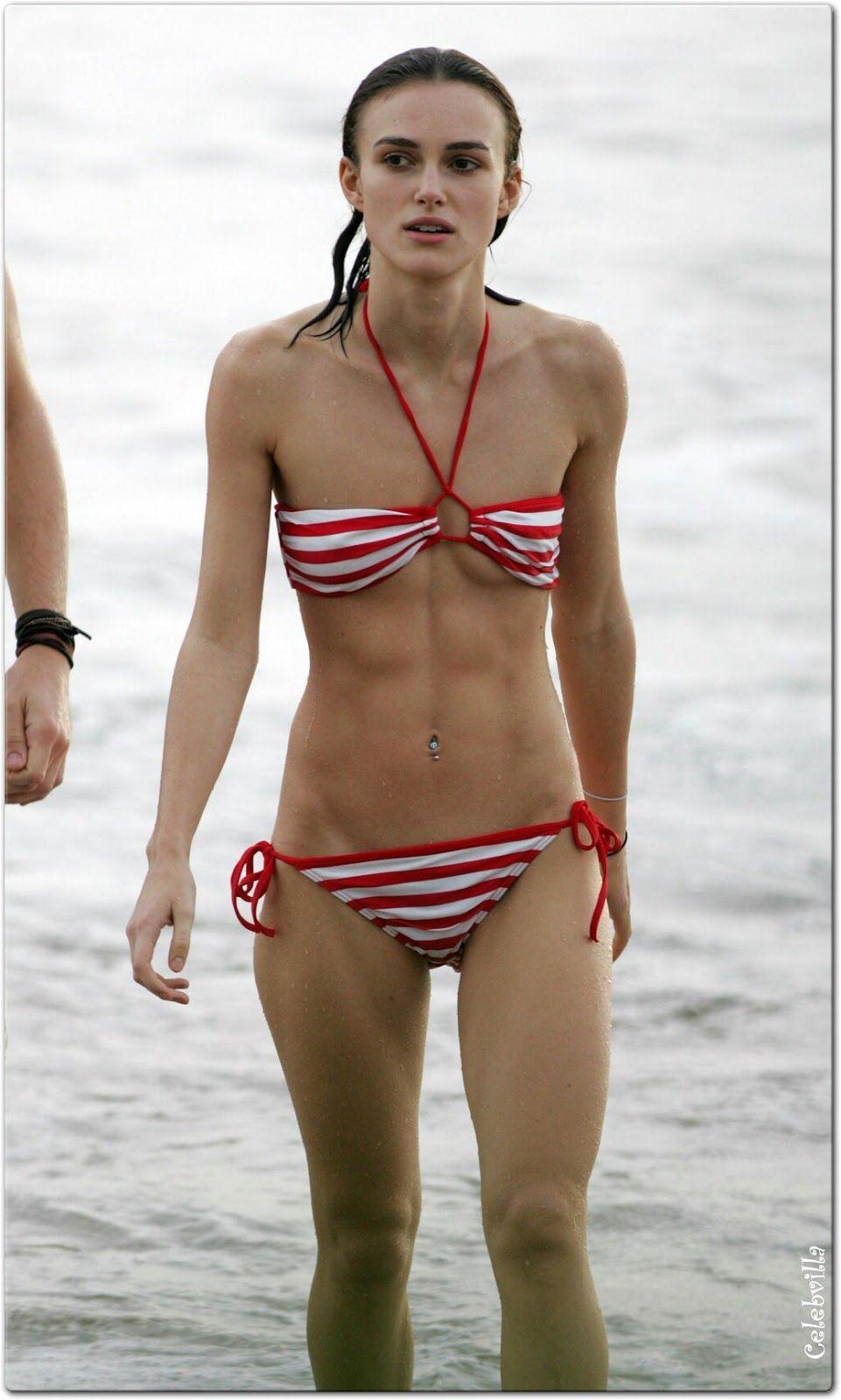 Keira knightley swimsuit