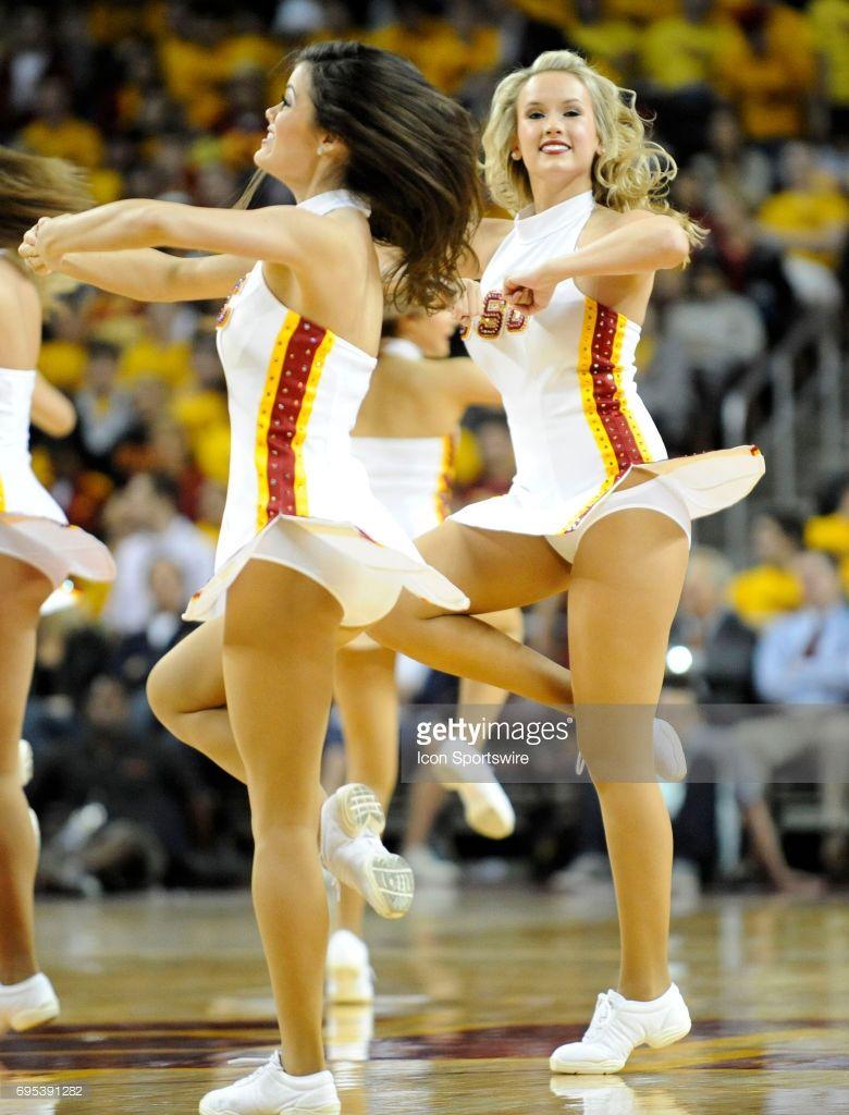 Basketball girl pussy slip