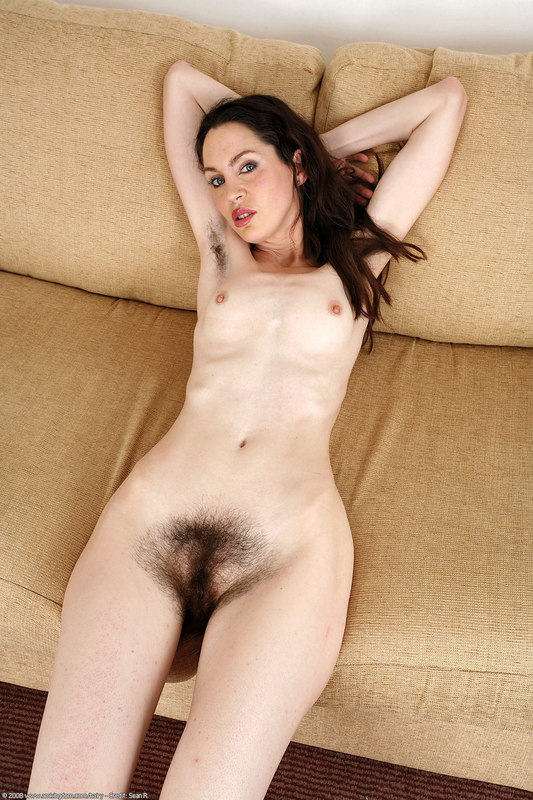 Hairy nude spanish women