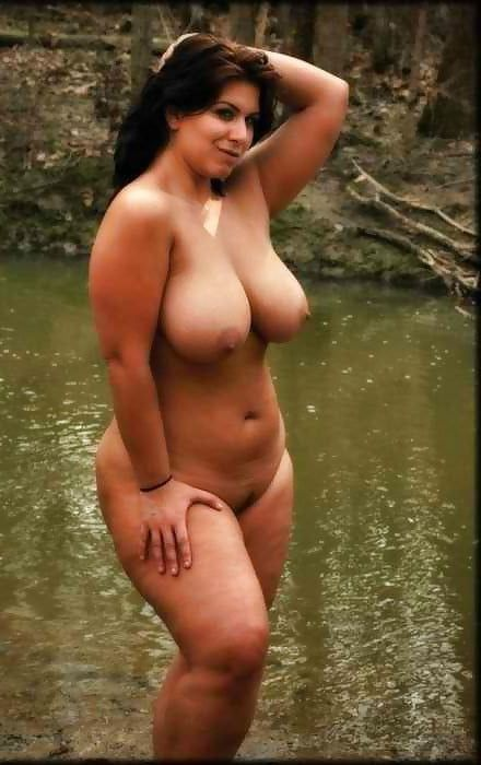 figured nude full Figure women