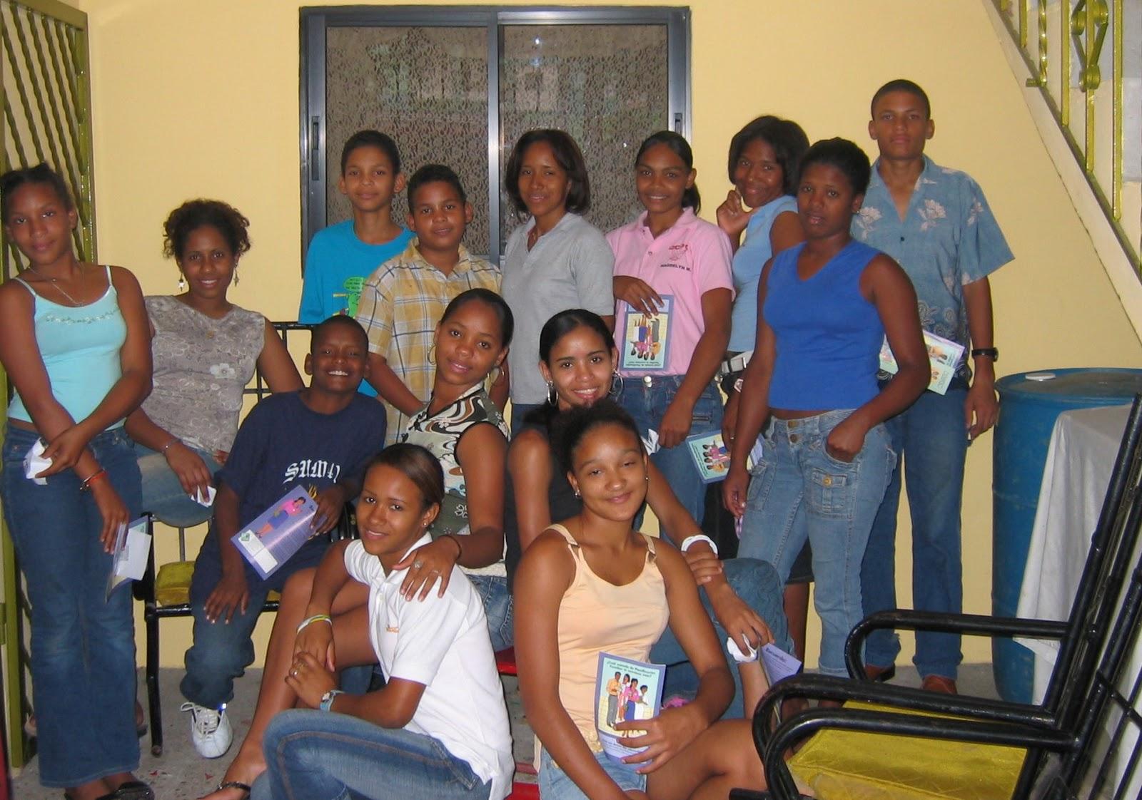 Dominican republic teens